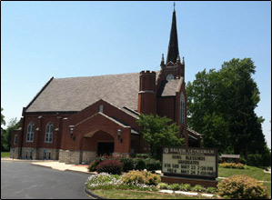 Salem Lutheran Church - Black Jack MO